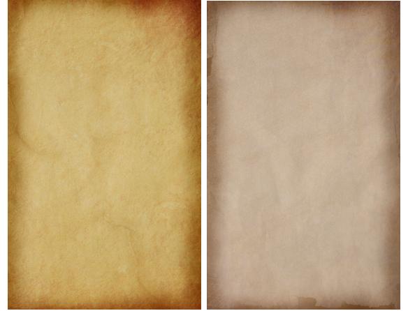 old paper set web backgrounds