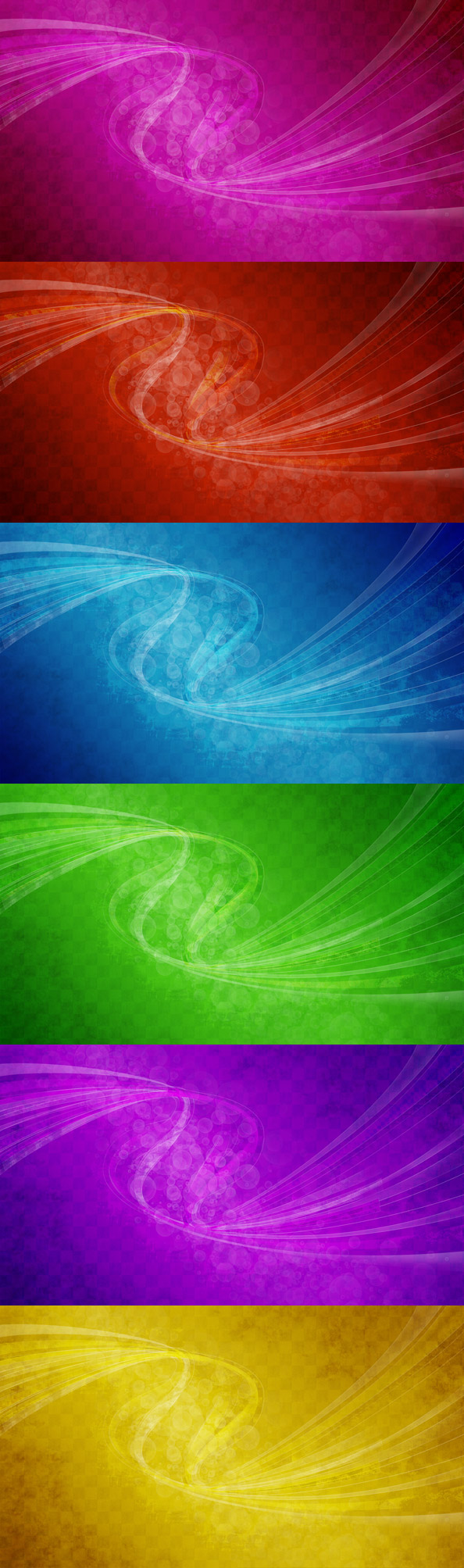 Colorful Backgrounds in High Resolution - Web Backgrounds