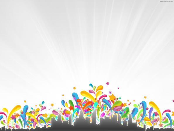 Colorful urban background set web backgrounds voltagebd Gallery